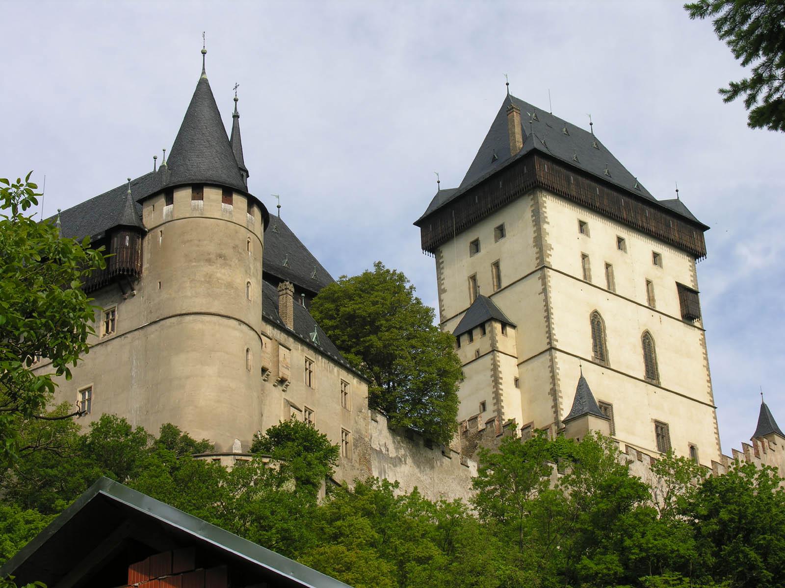 Karlstein Czech Republic