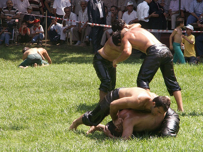 Kirkpinar Wrestling Festival