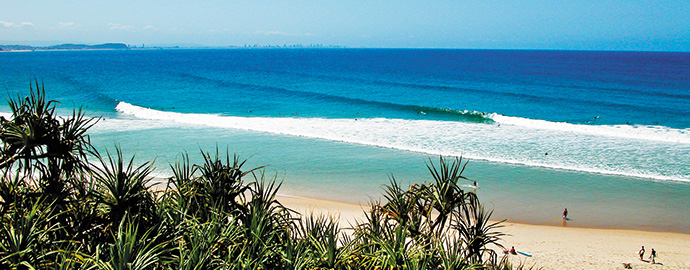 Kirra Beach, QLD