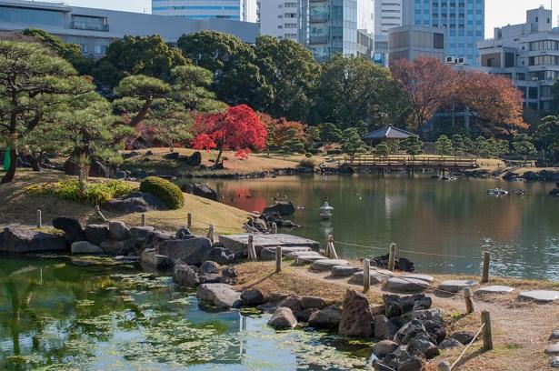 Kyu Shiba-rikyu Gardens