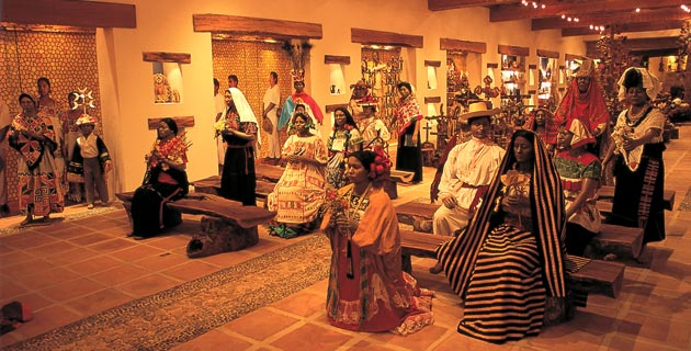 La Casa del Arte Popular Mexicano