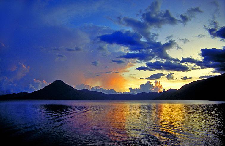 Lake Atitlan, Guatemala1