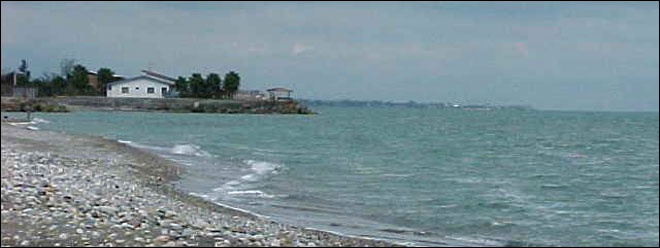 Lake Caspian Sea1