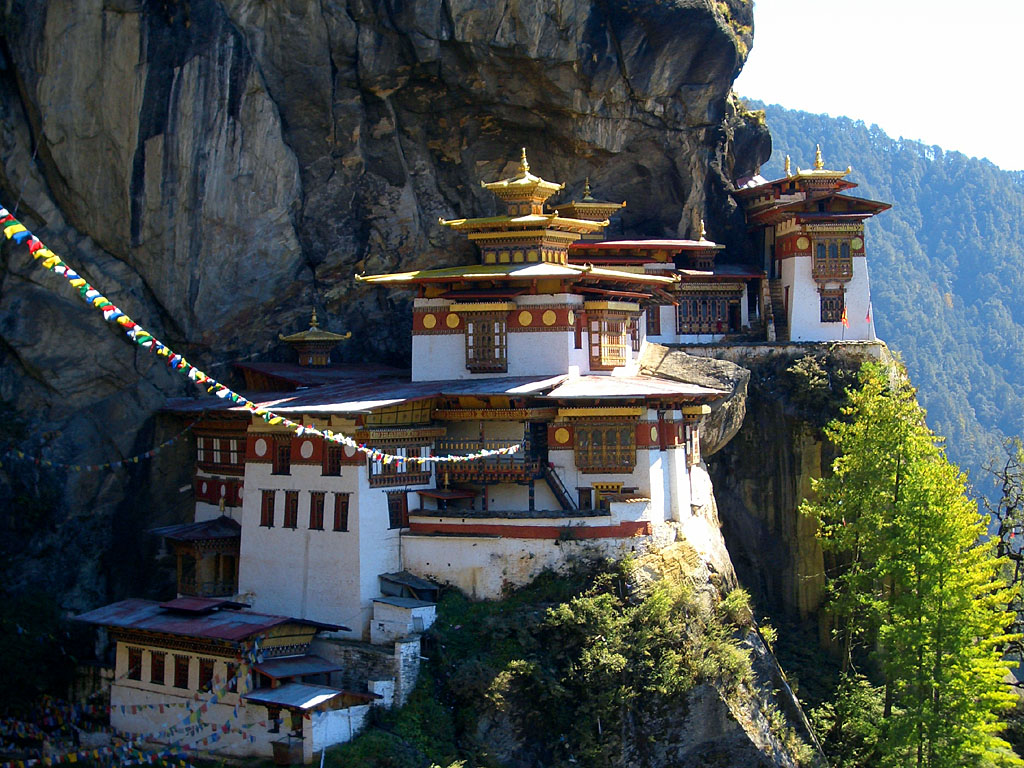 Last Shangri-La, Bhutan