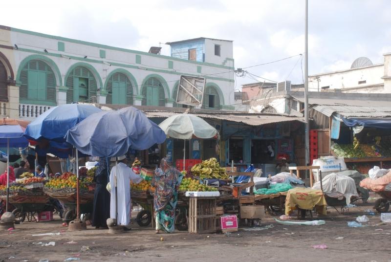 Le Marche Central, Djibouti