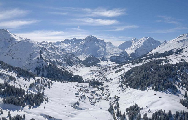 Lech Am Arlberg Pictures