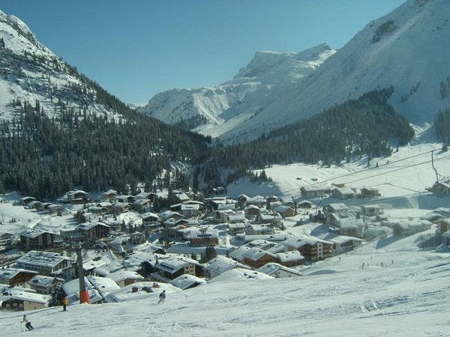 Lech Am Arlberg Resort