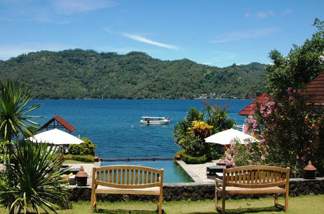 Lembeh Strait, Indonesia