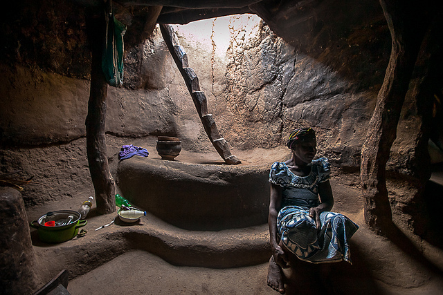 Lobi region of Gaoua, Burkina Faso