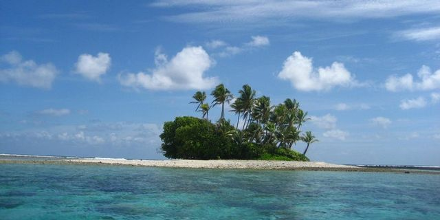 Longar Point, Marshall Islands