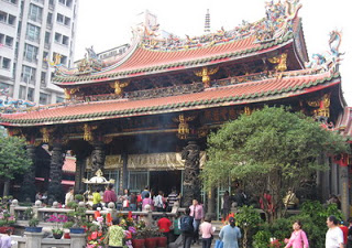 LongshanTemple