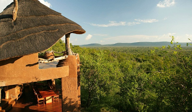 Madikwe Game Reserve Safari Lodge