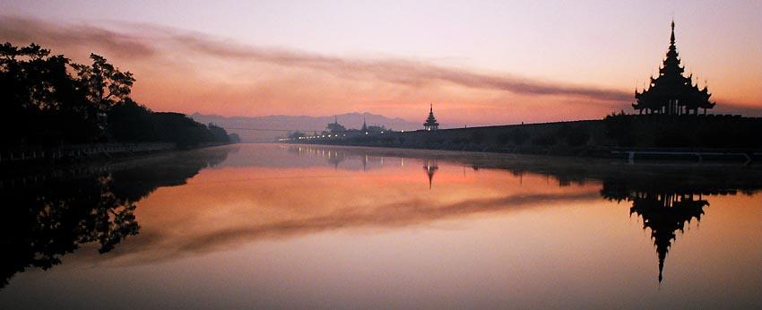 Mandalay Palace, Burma