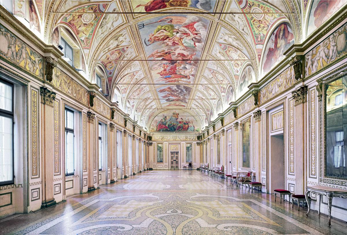 Mantova and Vicenza, Italy