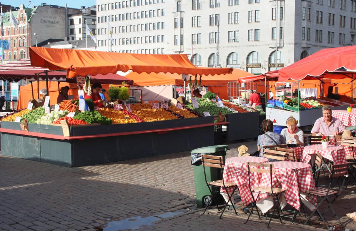 Market Square, Finland