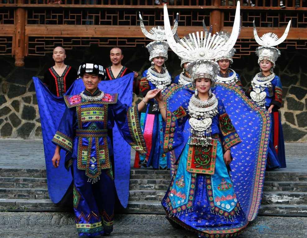 Miao tribes, China