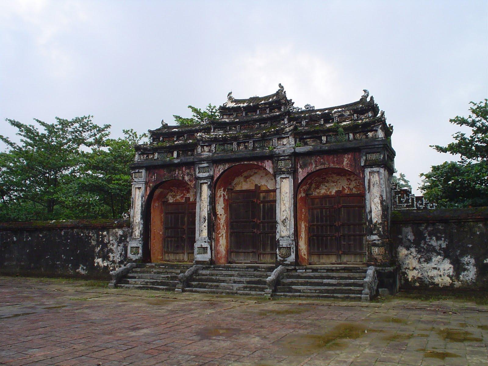 Minh Mang, Vietnam
