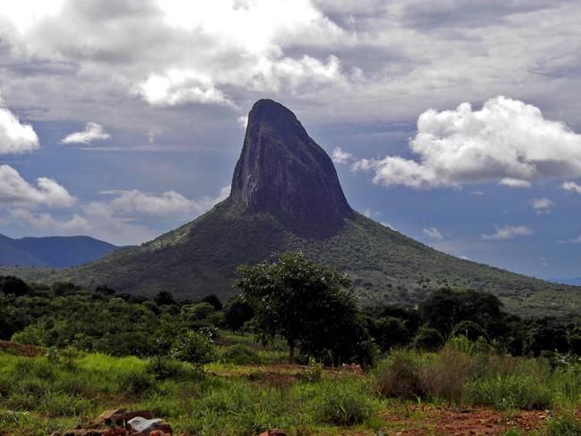 Mount Moco, Angola