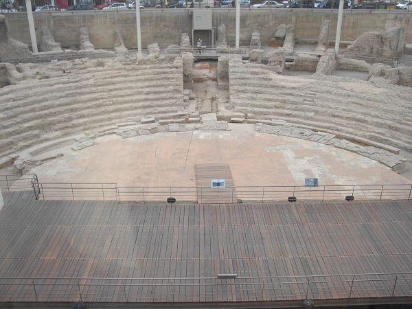 Museo del Teatro de Caesaraugusta Zaragoza