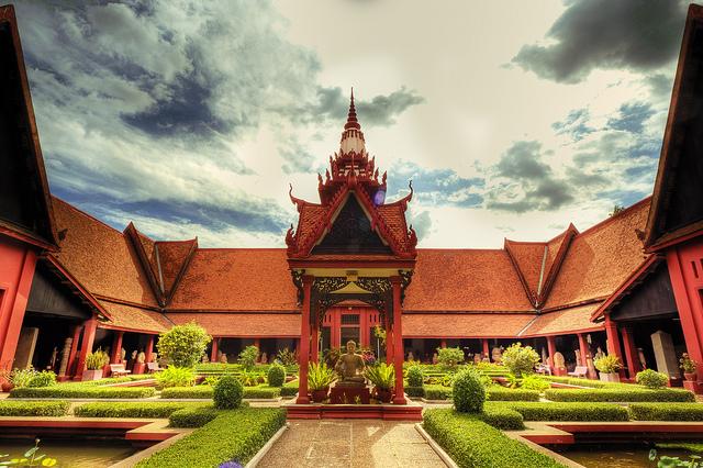 National Penh, Cambodia