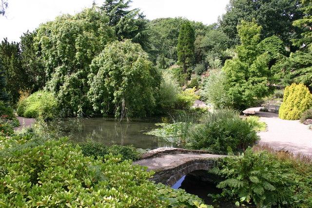 Ness Botanic Gardens, Chester