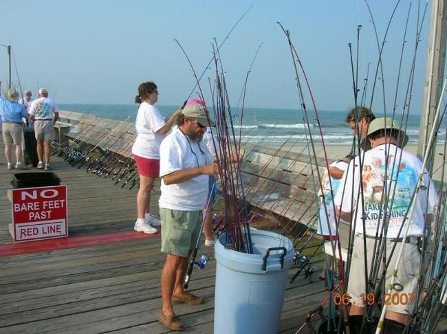 Newport Fishing Pier