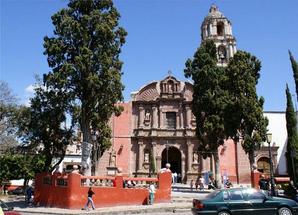 Oratorio de San Felipe Neri San Miguel de Allende