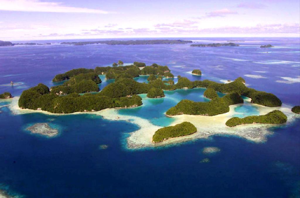 Palau Island