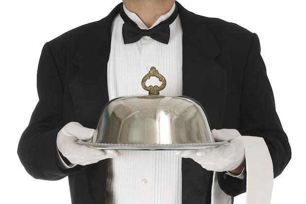 Personal butler