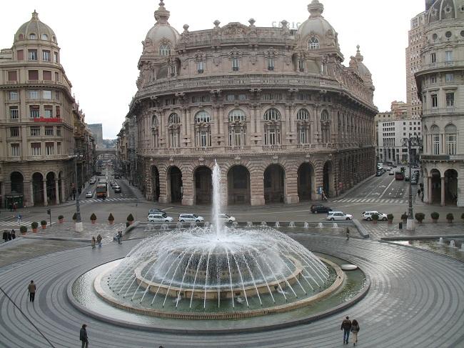 Piazza de Ferrari