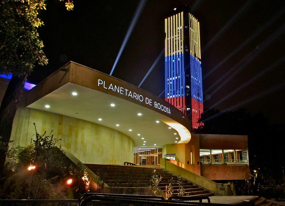 Planetarium of Bogota