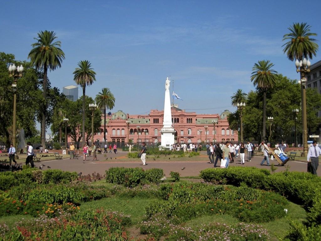 Plaza de Mayo, Argentina