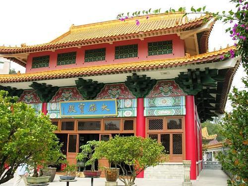 Pou Tai Un, Macau