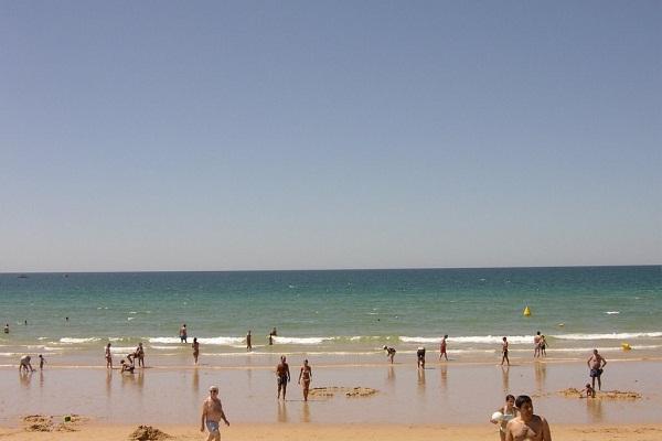Praia da Falesia, Vilamoura