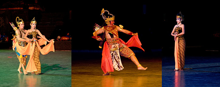 Ramayana Ballet, Indonesia