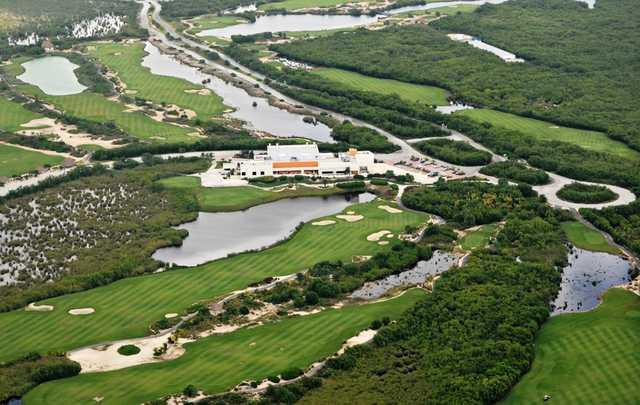 Riviera Cancun Golf