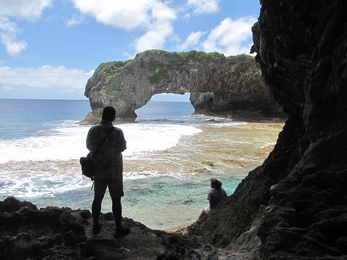 Rock of Polynesia, Niue