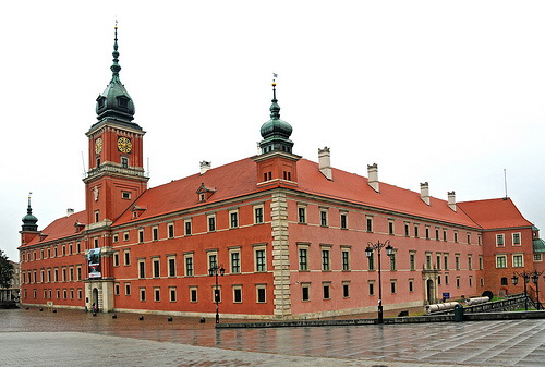 Royal Castle of Warsaw1