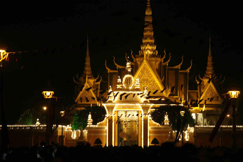Royal Palace, Cambodia