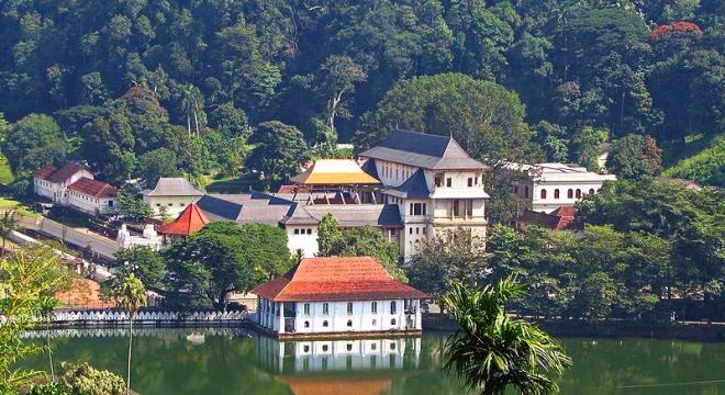 Sacred Casket fades, Sri Lanka