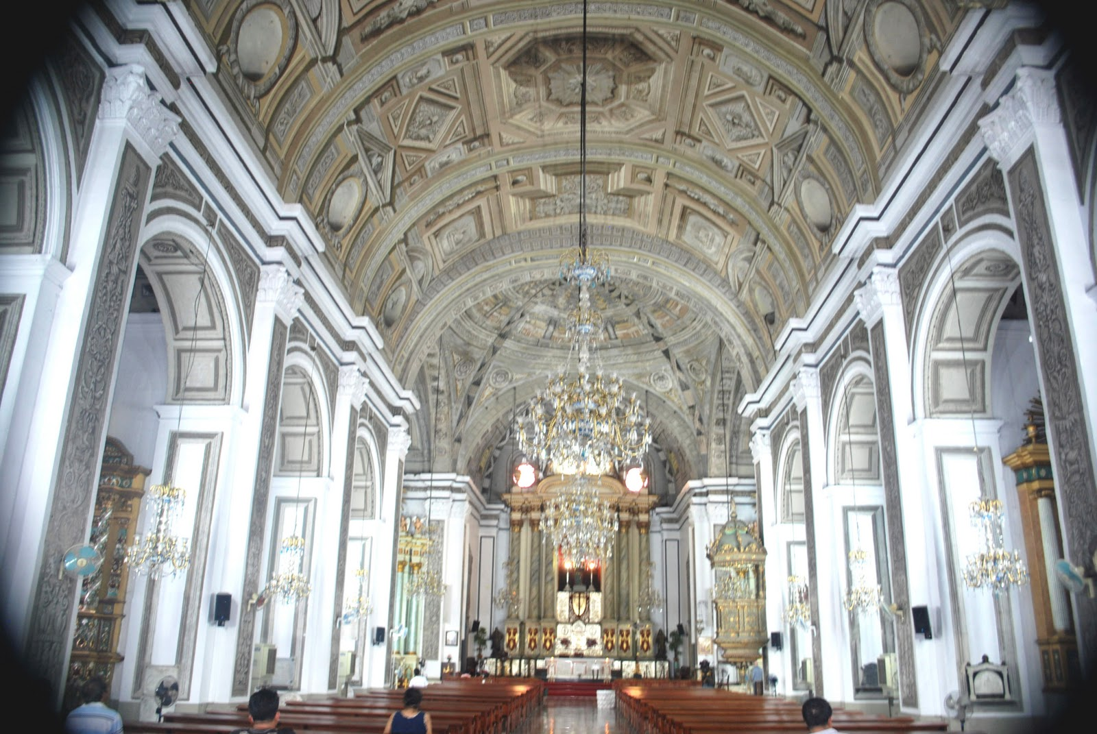 San Augustin Church, Philippines