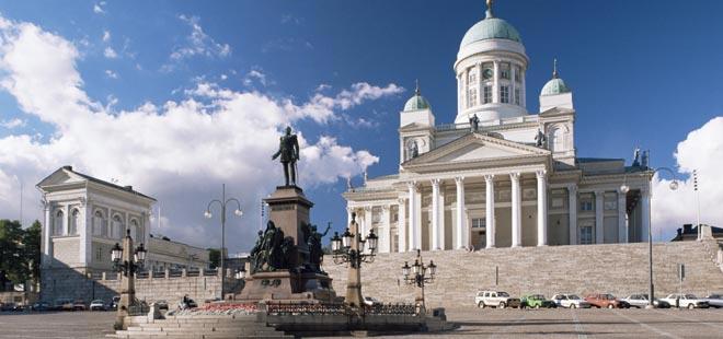 Senate Square, Finland