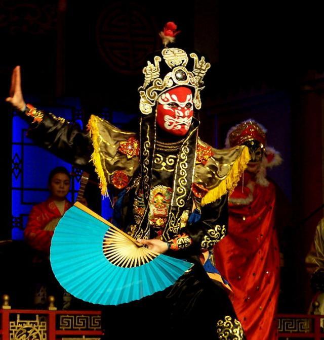 Sichuan Opera, China