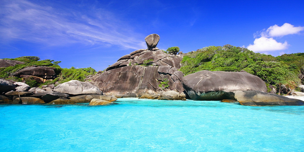 Surin and Similan Islands