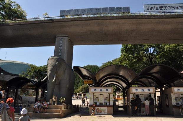 Tama Zoo