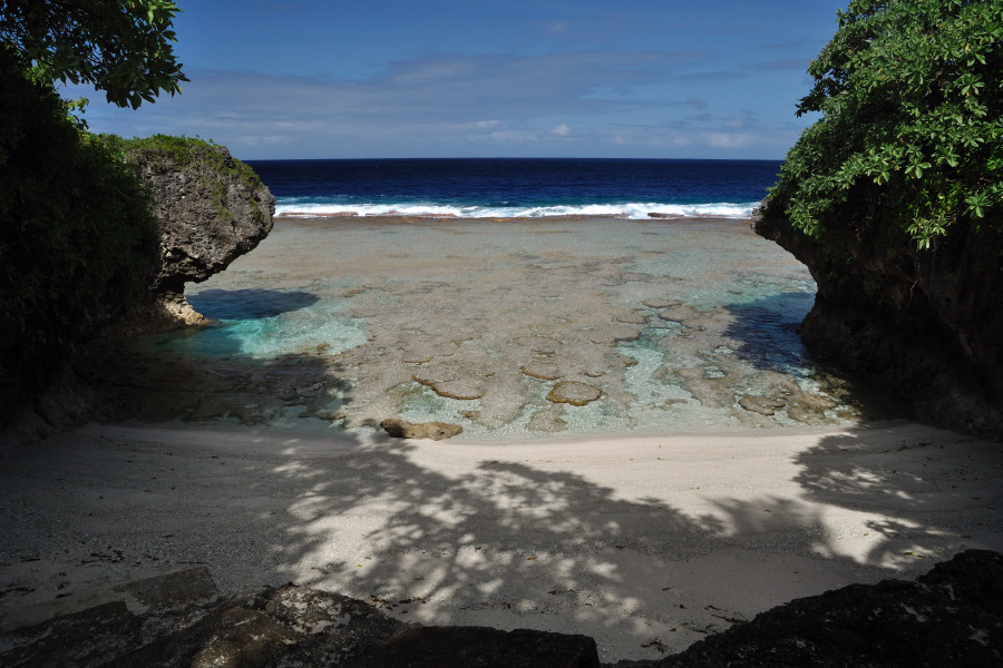 Tamakautoga, Niue