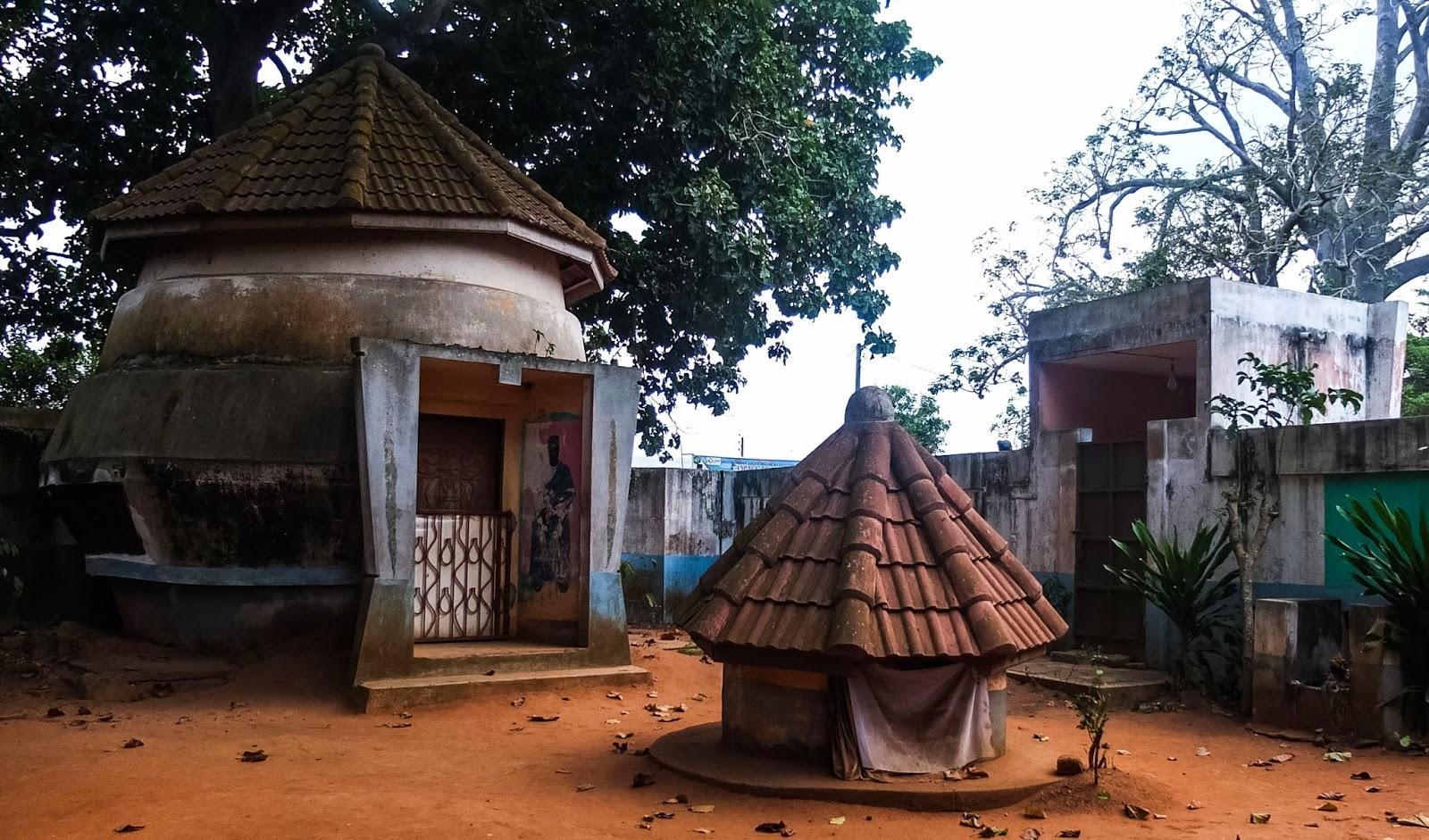 Temple of Sacred Python, Benin