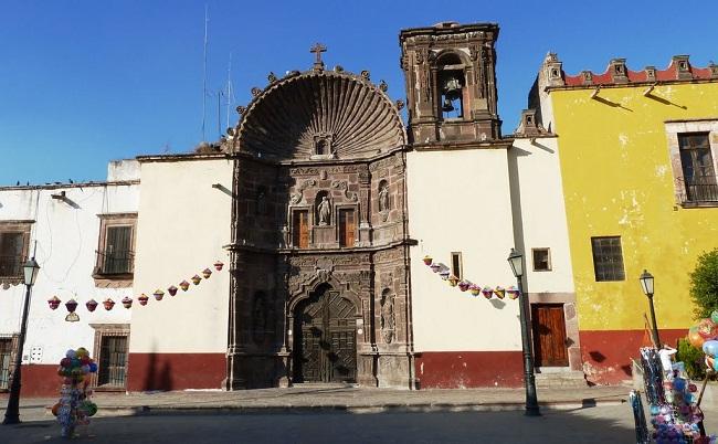 Templo de la Salud San Miguel de Allende