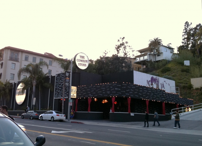 The Comedy Store