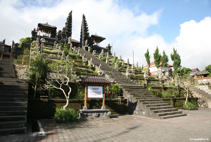 The Mother Temple Bali